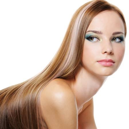 Pixwords Das Bild mit Haare, eine Frau, braun, nackt Valua